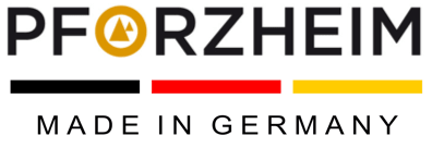 Made in Pforzheim, Germany
